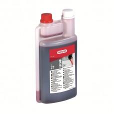 Olej pro 2T motory 1L s odměrkou - červený