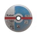 108040, Kotouč řezný na kov Extol Craft 180x2,5x22,2 mm