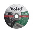 108130, Kotouč řezný na kámen Extol Craft 150x2,5x22,2 mm