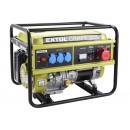 Extol Craft 421011, elektrocentrála 5,5 kW (400 V), 3 x 1,8 kW (230 V)