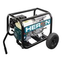 8895105 Heron EMPH 80W, čerpadlo motorové kalové, 1300l/min