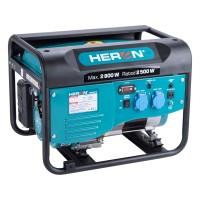 Heron (8896416), elektrocentrála benzínová 2,8kW/6,5HP